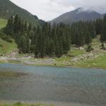 Живописная долина киргизской земли