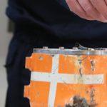 Түркия тарабынан атып түшүрүлгөн Су-24 учагынын кара ящигинин сыртына зыян келген